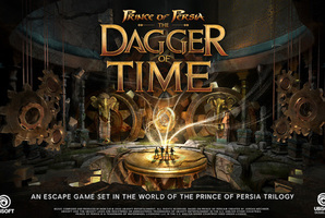 Квест Prince of Persia - Dagger of Time VR