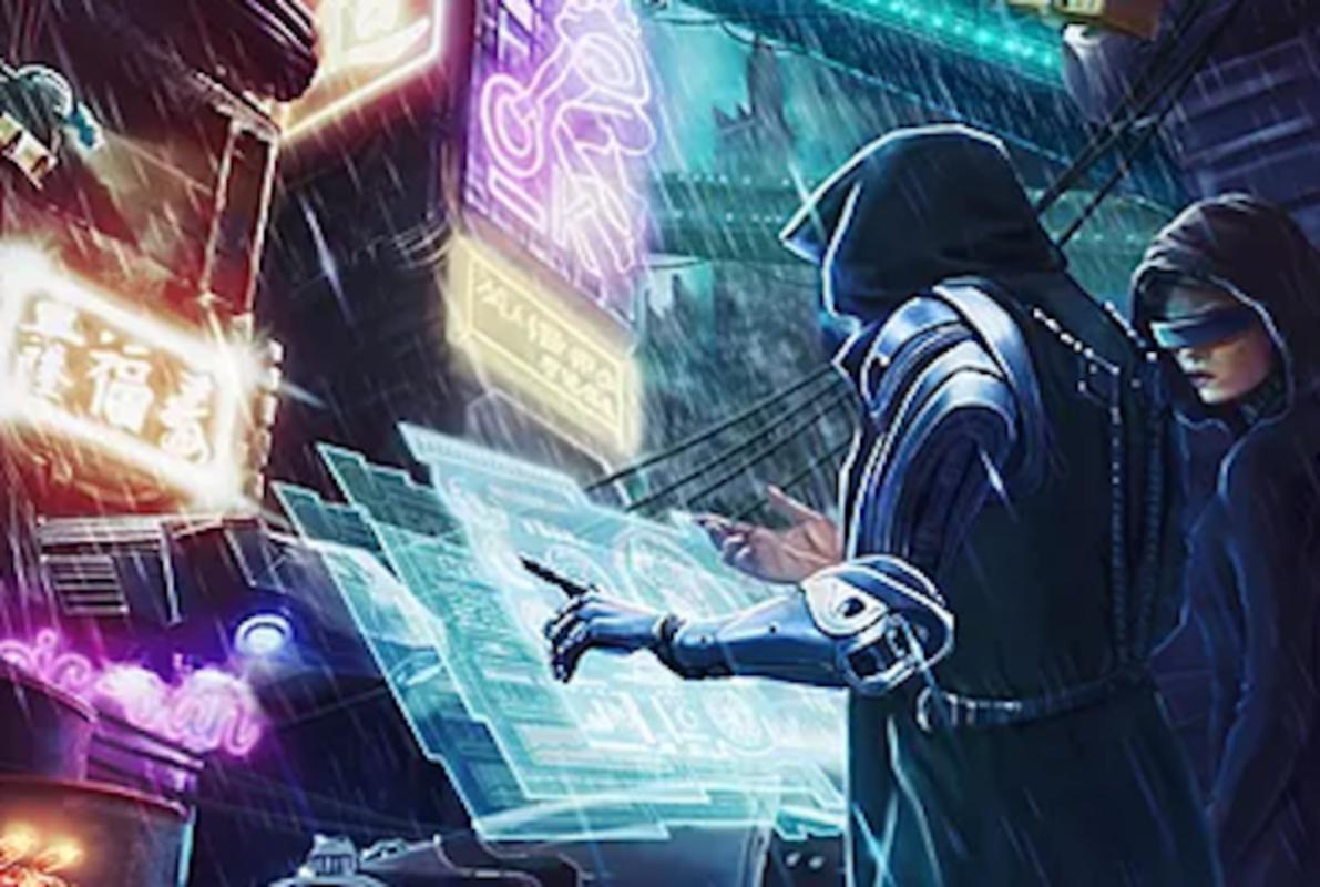 Cyberpunk VR