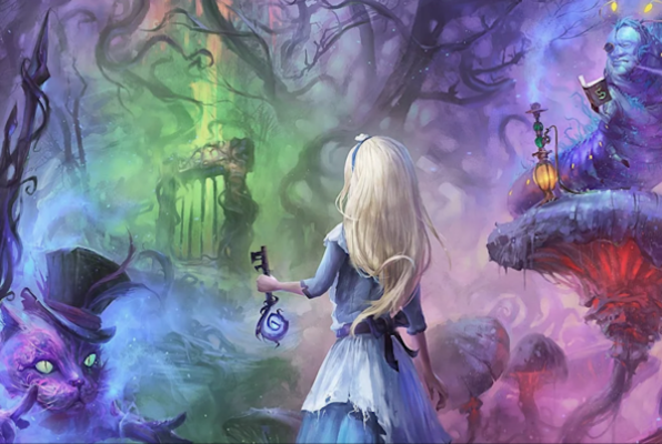 Alice im Wunderland VR
