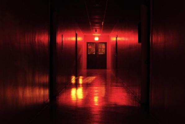The Asylum (Deep Dark) Escape Room