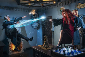 Квест Battle of Wizards