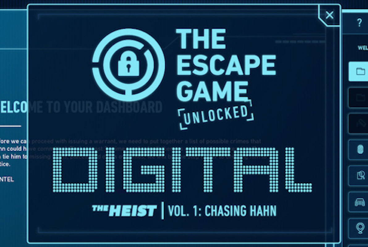 TEG Unlocked: The Heist - Vol. 1: Chasing Hahn [DIGITAL]