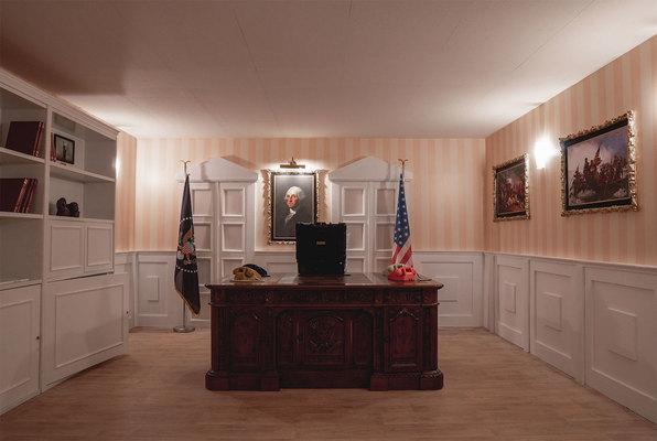 White House Down (Mission: Escape) Escape Room