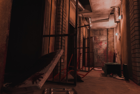 Walking Death (Mission: Escape) Escape Room