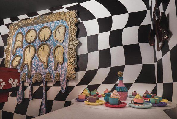 Alice in Wonderland (Mission: Escape) Escape Room