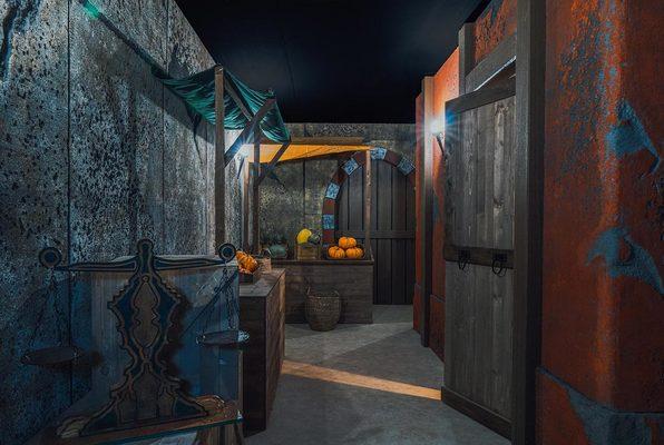 Aladdin (Mission: Escape) Escape Room