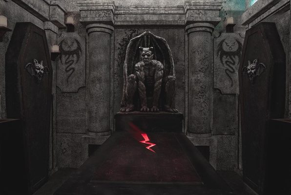 Graf Dracula (Mission: Escape) Escape Room