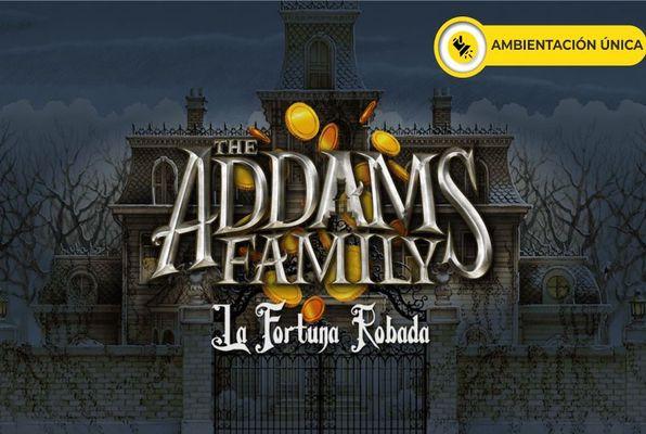 The Addams Family - La Fortuna Robada