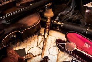 Квест Sherlock: El Misterio de Baker Street