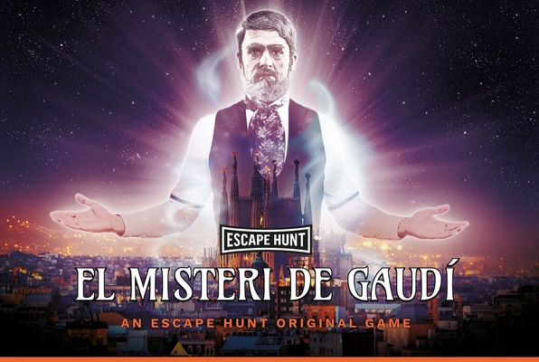 El misterio de Gaudí (Escape Hunt) Escape Room