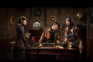 Квест Steampunk Adventure