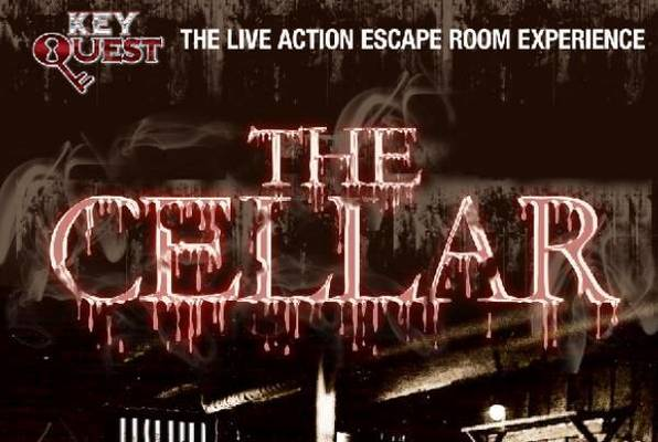 Escape Room Quot The Cellar Quot By Key Quest In Oklahoma City