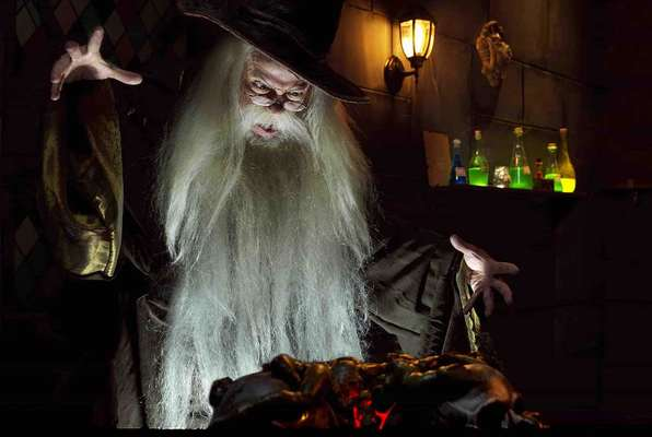 The School of Witchcraft