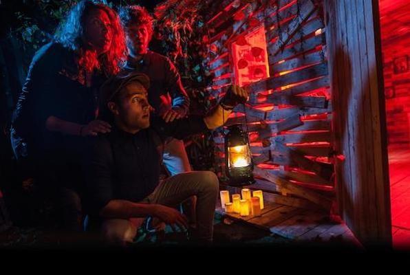 Cabin in the Woods (Escape World Zoetermeer) Escape Room