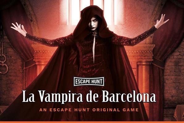 La Vampira de Barcelona (Escape Hunt) Escape Room