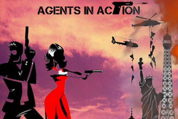 Mission Black Terror: Agents In Action Online (The Hidden Hour) Escape Room