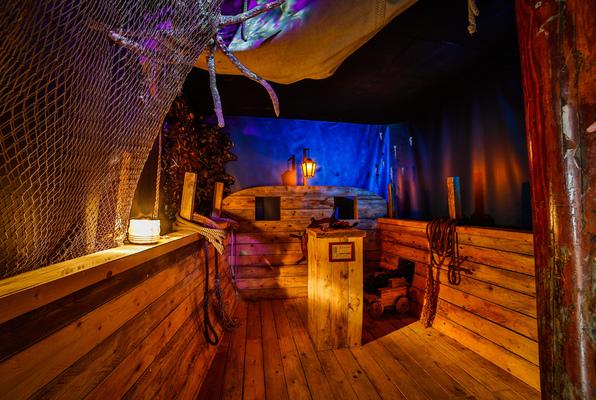 The Gold of Lutine (Escape Room Egmond) Escape Room