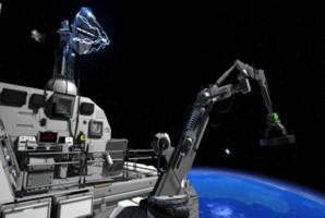 Квест Space Station Tiberia VR