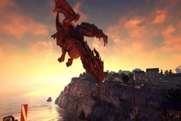 Dragon Tower VR (VR Boxx) Escape Room