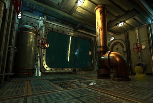 Depths of Osiris VR (VR Boxx) Escape Room