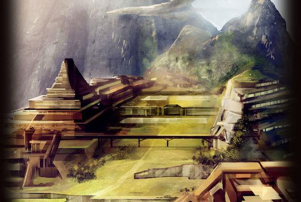 De Schatkamer van Machu Picchu