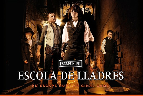 Escuela de Ladrones (Escape Hunt) Escape Room