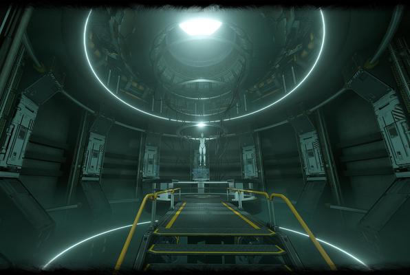 Cyberpunk VR (Challenge) Escape Room