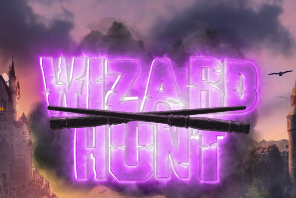 Wizard Hunt Online  (Clue Chase) Escape Room