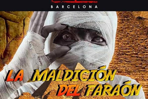 La Maldición del Faraón (Escape Barcelona) Escape Room