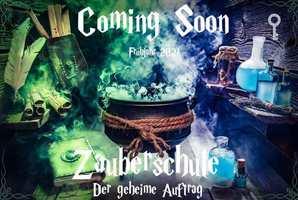 Квест Zauberschule - Der geheime Auftrag