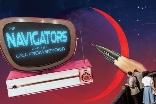 The Navigators and the Call From Beyond Online