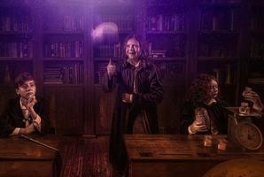 Квест The Wizard School