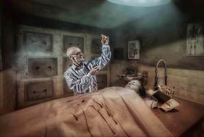 Квест Theft at the Morgue