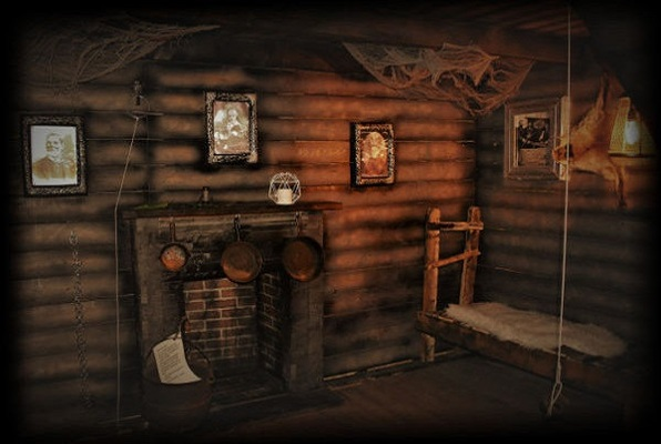 Cabin in the Woods (Find the Key) Escape Room