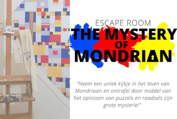 Het Mysterie Van Mondriaan (Escape Room Winterswijk) Escape Room