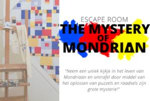 Квест Het Mysterie Van Mondriaan