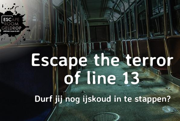 Bus 13 (Escaperoom Geldrop) Escape Room