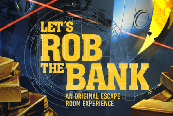 Let's Rob the Bank!