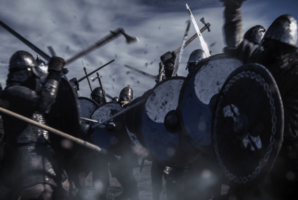 Квест The Viking Longhouse