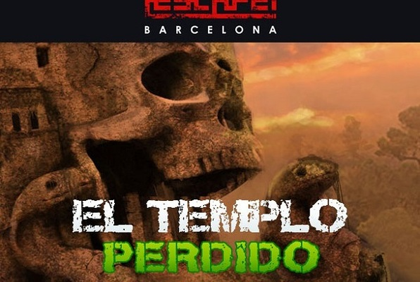 El Templo Perdido (Escape Barcelona) Escape Room