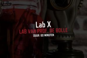 Квест Lab X