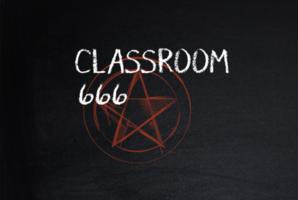 Квест Classroom 666