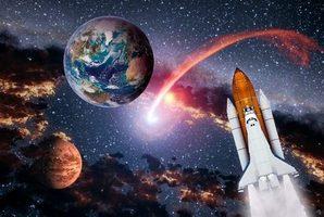 Квест Space