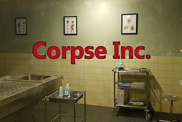 Corpse Inc. (Escaperoom Junkie) Escape Room