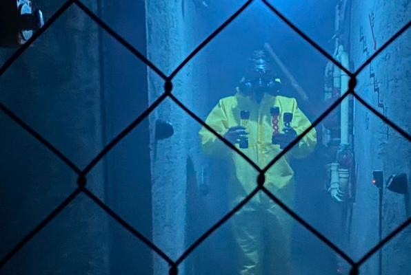 The Contamination (Forsaken Escape Room) Escape Room