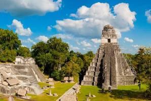 Квест Tikal Tempel