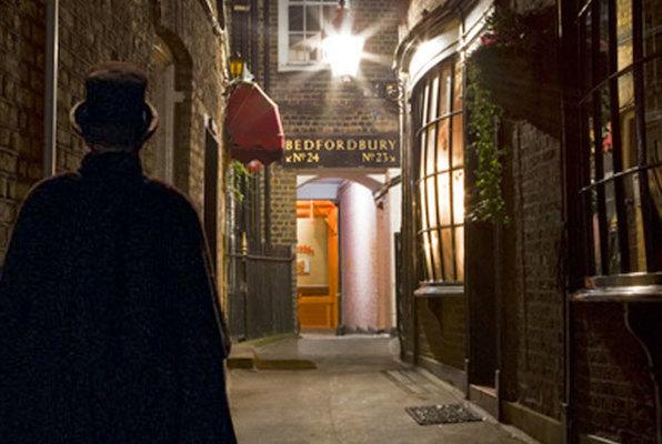 Nightmare on Ripper Street