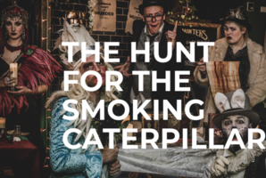 Квест The Hunt for the Smoking Caterpillar