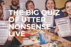 Квест The Big Quiz of Utter Nonsense