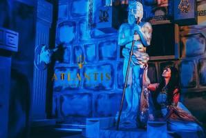 Квест Atlantis: The Forgotten City